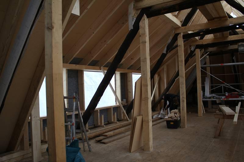 altes Haus Renovierung Projekt